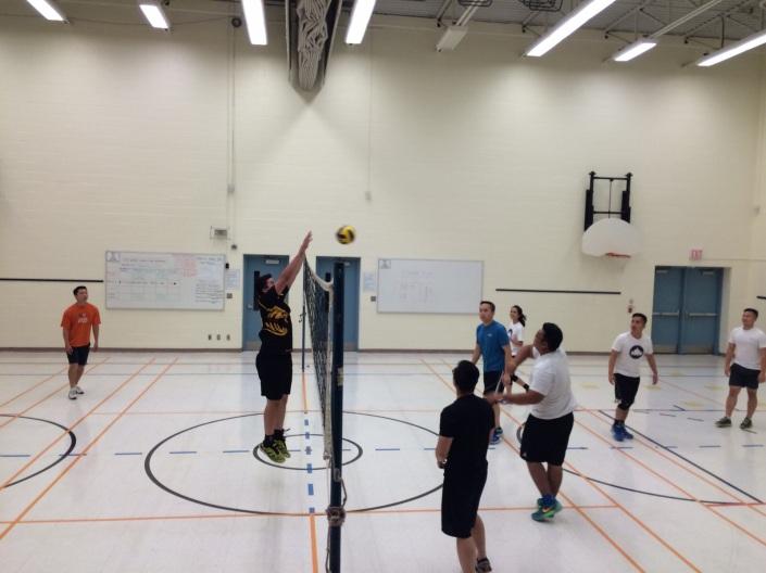 spikethru volleyball